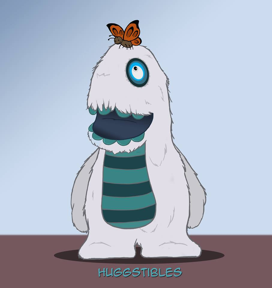 Illustrated Huggstibles